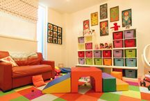Kids rooms / by Sarah Livingston