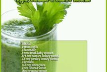juicing recipes / by Roz Karp