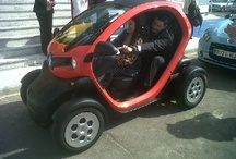 Vehículos eléctricos / by Car Sharing