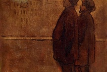 Honore Daumier / 1808-1879 Caricaturist, painter and sculptor who criticized with his sarcastic works the parisian society and ethics. Γελοιογράφος, ζωγράφος και γλύπτης που άσκησε κοινωνική κριτική στην παριστινή κοινωνία του 19ου αιώνα.