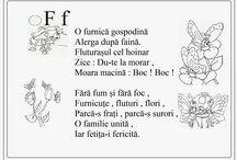 poezii alfabet