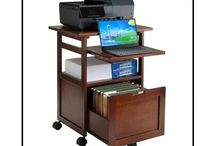 Home Office Supplies! / Computer Desk#Home Office#Desk Chair#Printer stand