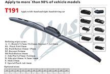Hybrid Wiper Blade