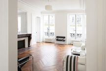 Parisian Apartment / Parisian Apartments inspiration