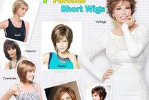 Best Wigs l Best Sellers 7 Favorite Short Wigs / Best Wigs l Best Sellers 7 Favorite Short Wigs