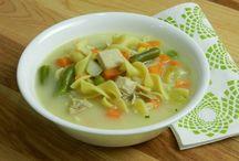 Soups, Salads, Chili / Soup and chili recipes.