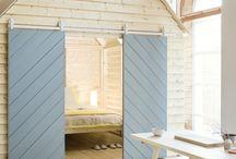 Summer cottage / Ideas  for summer cottage / Ideoita kesämökille