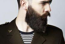 Men Hairstyle & Beard style