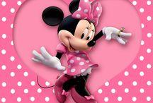 Minnie i Mickey