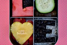 Love the Bento Lunch for Kiddos!