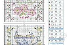 Counted Cross Stitch-Misc / by Beth Forehand