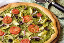 Recipes - Pizzas / by Rachel Joel