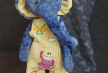 Купить Джулли, слоник-тедди
