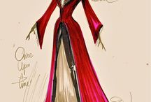 OUAT - concept costumes