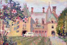 Biltmore Estate Paintings