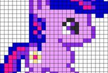 pixel, C to C