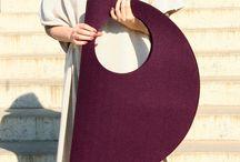 Bag in lana cotta