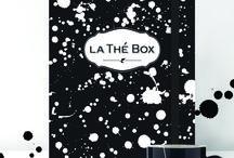 On devrait toujours écouter un polar autour d'un thé noir / En avril, découvrez la Thé box spéciale polar en partenariat avec Audiolib !