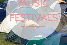 Festivals / Festival Inspiration inc Tents, Marquees and Fun stuff