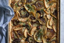 Savory Tarts and Appetizers