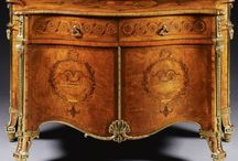 Antique Furniture & Ojects