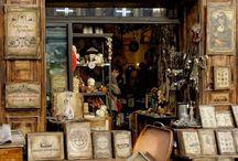 Thriftstore / Antiqueshop.