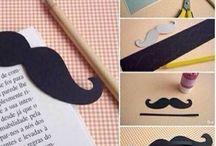 Mustache marker / Mustache marker :D