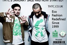 General THTC Goodness / A selection of images from the UK's leading eco street-wear brand