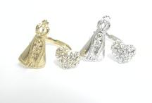 Anéis / Anéis para todos os estilos de mulheres.   www.lojabenditoacessorio.com.br