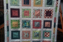 Inspirational Quilts / Amazing quilts I think are pretty / by Brenda - Just a Bit Frayed