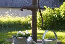 Trädgårdspumpen