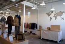 Store interior / by Bjorn Blankert