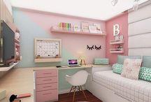 Το δωμάτιο του παιδιού μου