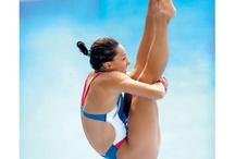 Female Diving