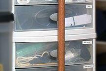 Fiókok szekrények