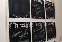 chalkboards / by SusieJ