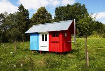 France / France is a prototype of tiny house we built recently. You like her? Order the construction plans from us http://pinuphouses.com/plans/tiny-house/france/ and build one of your own!