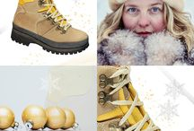 Winter Shoes for Her / Fully custom made Orthopaedics or Modular Concept Orthopaedics.