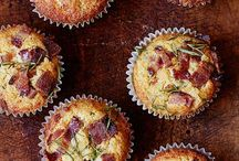 Muffins (non-sweet)