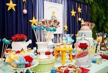 """Little Prince"" Party Theme"