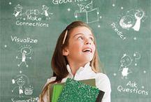 HOMESCHOOL / project ideas, learning strategies / by Gwen Burleson