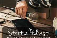 marketing: podcasting