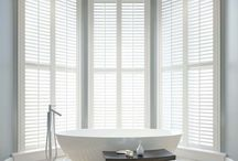 Room-specific: Bathroom / Roller and faux wood blinds are the most popular blind types for this room. Simple lines and waterproof-like material make them perfect for rooms where moisture tends to get in.  Both blinds are easy to clean; besides roller blinds are cheap to replace. To achieve the natural and aesthetic look in your bathroom choose faux wood Venetian blinds or shutters.  When choosing a perfect blind for your room, think how much natural light and a level of privacy you want to have.