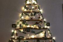 Christmas tree / Homemade decoration for christmas
