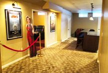 BBB Theaters / Skip the lines, the mess, the ticket prices and talk all you want! Better Built Basements can give YOU the home theater experience you've always wanted.