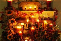 Mabon Dinner Decor / by Christina Murphy