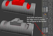 Hard Surface Modeling