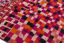 Vintage Moroccan Rare Rugs