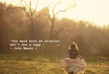 Quotes / by Krista Timo