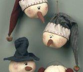 Kindergarden- Christmas crafts